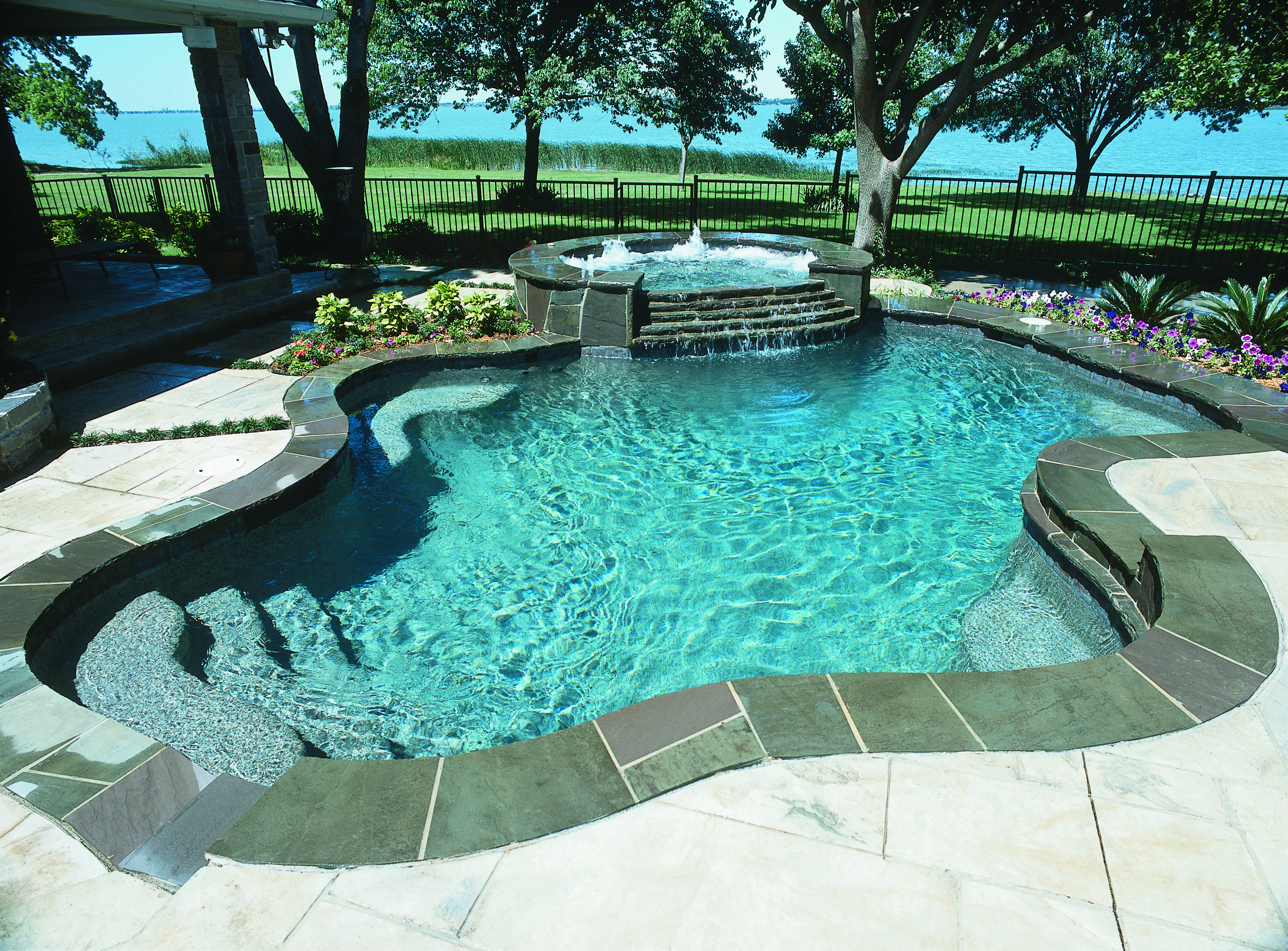 Have your pool look like this everyday!
