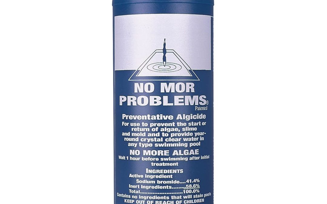 "Do You Want ""No Mor Problems"" With Algae?"